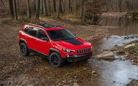 turbo jeep cherokee 2019 jeep cherokee turbo or v6 the car guide