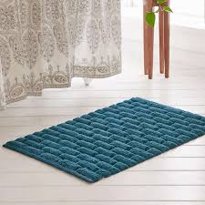 Rugs With Teal Dark Teal Bathroom Rugs Roselawnlutheran