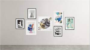how to hang art prints without frames how to hang pictures and wall art