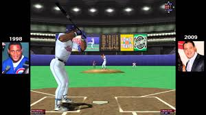 let u0027s play some sports games high heat baseball 2001 youtube