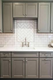 Kitchen Cabinet Knob Placement Shaker Style Cabinet Hardware Placement Gray Shaker Cabinets