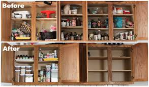 Kitchen Cabinet Organizing 5 Ways To Organize Your Baking Supplies