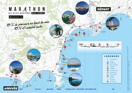 Cannes Map by Nice Cannes Marathon Changes Traffic And Public Security