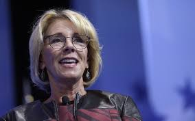 betsy devos u0027 security detail costs 1 million a month report says
