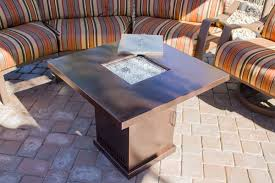 Table Firepit 9 Ways To Enjoy Your Pit Dining Table
