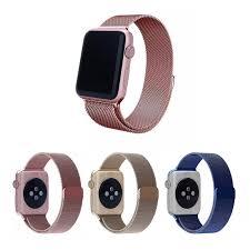 stainless steel buckle bracelet images 1 1 magnetic buckle bracelet milanese loop watch strap band for jpg
