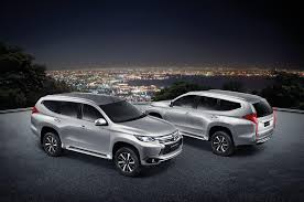 mitsubishi sports car 2016 2016 mitsubishi pajero sport officially unveiled
