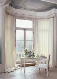 Picture Window Drapes Bay Window Curtain Pole Ideas U2013 Small Details With Great Visual Appeal