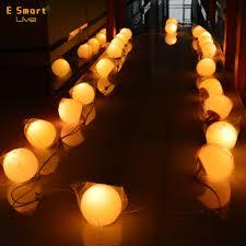 outdoor light balls sacharoff decoration
