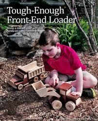 wooden front end loader plans u2022 woodarchivist