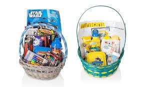 wars gift basket wars or minions gift basket groupon goods