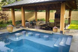 outdoor living spaces ewing aquatech pools