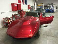corvette restoration shops corvette restoration is coming along https com