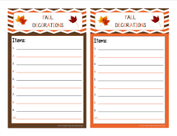 29 images of thanksgiving sign up list template learsy