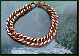 solid copper chain bracelet images Men 39 s 8 1 2 inch solid copper bracelet cb638g 7 16 of an inch wide jpg&a