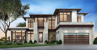 Modern Home Design 4000 Square Feet Plan 86039bw Master Down Modern House Plan With Outdoor Living