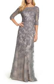 Nordstrom Mother Of The Bride Dresses Long Silver Or Gray Mother Of The Bride Dresses