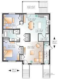 Multi Family House Plans Triplex Triplex House Plans Triplex Plan With Garage 20 Ft Wide T 400