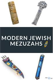 top modern mezuzah cases contemporary door ornaments