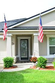 American House Flag Five Simple Ways To Add Patriotic Decor To Your Home Slightly