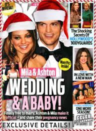 mila kunis and ashton kutcher engaged preparing for wedding and