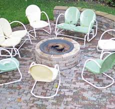 Firepit Covers Backyard Pit Cover Table Gameboard Hometalk