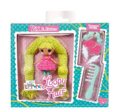 lalaloopsy loopy hair buy lalaloopsy loopy hair doll mittens fluff n stuff in cheap