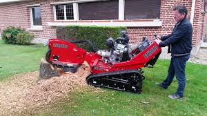 stump grinder rental near me stump grinder track driven rental newberg