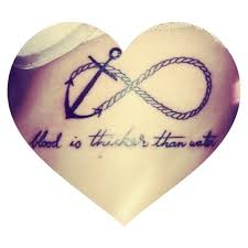 best 25 anchor infinity tattoos ideas on pinterest anchor