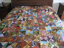 patchwork bed sheets patterns