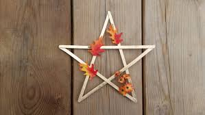 mabon pentagram autumn equinox decor mabon altar decor pagan