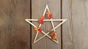 Wiccan Home Decor Mabon Pentagram Autumn Equinox Decor Mabon Altar Decor Pagan