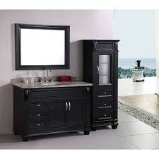 Bathroom Sink And Cabinets by 41 50 Inches Bathroom Vanities U0026 Vanity Cabinets Shop The Best