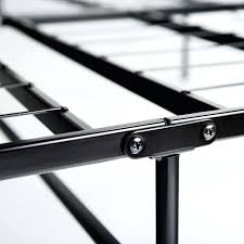 Keetsa Bed Frame by Iron Bed Frames Queen Leather King Size Bed Frame U2013 Bare Look
