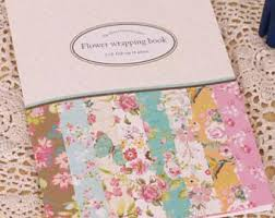 book wrapping paper book wrapping paper etsy
