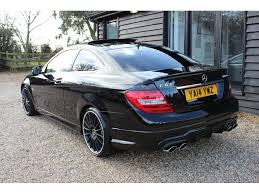 mercedes for sale by owner used 2014 mercedes c class c63 amg mct 2dr coupe 1 owner for