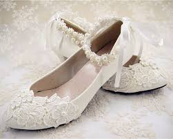 wedding shoes etsy best 25 low heel bridal shoes ideas on low heel
