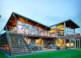 green design homes luxurious htons homes that work with the environment rather than
