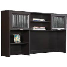 espresso desk with hutch winton engineered wood desk hutch espresso 165 00 amaze furniture