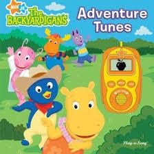 backyardigans adventure tunes music player 20 songs