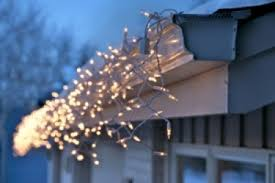 how to hang christmas lights on gutters outdoor christmas lighting safety tips