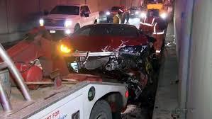 lamborghini crash ferrari lamborghini crash vancouver motor1 com photos