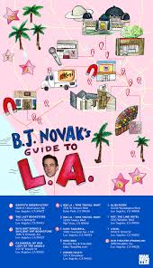 things to do in los 7 things to do in l a according to b j novak man repeller