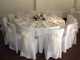White Banquet Chair Covers Wedding Chair Covers Blog
