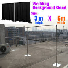 Wedding Backdrop Stand Curtain Backdrop Frame Australia New Featured Curtain Backdrop