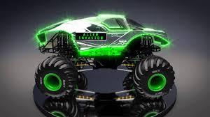 all new monster jam truck alien invasion youtube