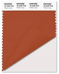 Orange Colors Names Pantone Showcases How Designers Use Its Top 10 Colors For Fw16