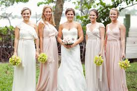 joanna august bridesmaid dresses silky mix and match ceremony by joanna august bridesmaid