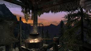 steam workshop homes of skyrim