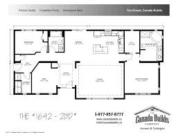 cottage floor plans ontario bungalow canada builds custom modular homes ontario home